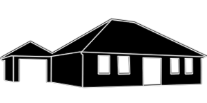 Large Bungalow illustration