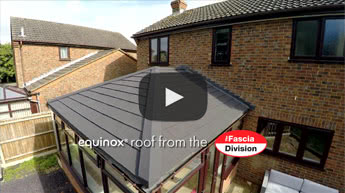 Equinox Roof installation video by The Fascia Division