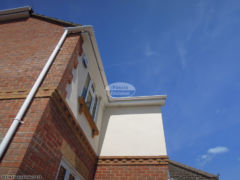 Fascias, soffits and guttering in Whitely, Hampshire