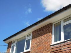 Fascia, soffit and guttering Otterbourne
