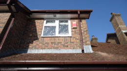 Full replacement fascias soffits guttering in Winchester