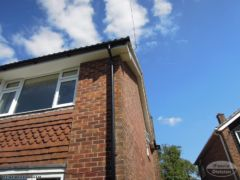 UPVC soffit fascia replacement Otterbourne